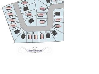 Lot for sale in Candiac, Montérégie, 22, Rue de Dieppe, 13392065 - Centris.ca