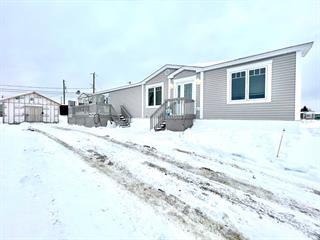 Maison mobile à vendre à Amos, Abitibi-Témiscamingue, 31, Rue  Alexina-Godon, 11885863 - Centris.ca
