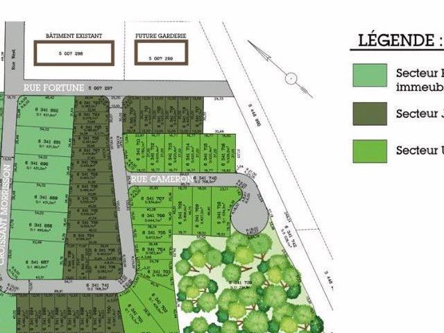 Lot for sale in Huntingdon, Montérégie, 5, Rue  Fortune, 25903640 - Centris.ca