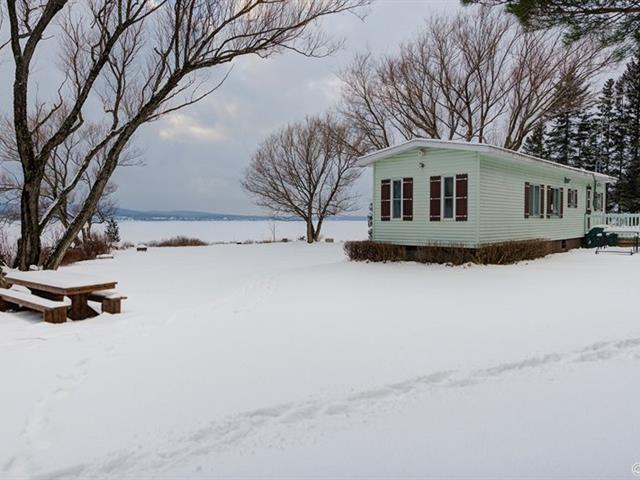 Maison mobile à vendre à Lambton, Estrie, 416, Chemin  Garant, 11934730 - Centris.ca