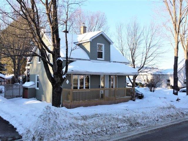 Maison à vendre à Wotton, Estrie, 279, Rue  Gosselin, 13640663 - Centris.ca