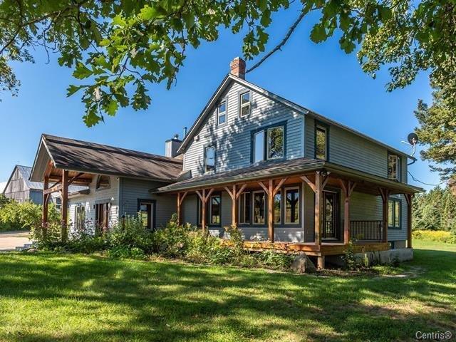 Fermette à vendre à Arundel, Laurentides, 10Z, Chemin  White, 22160734 - Centris.ca