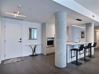 Condo for sale in Montréal (Le Sud-Ouest), Montréal (Island), 1550, Rue des Bassins, apt. 805, 20188535 - Centris.ca
