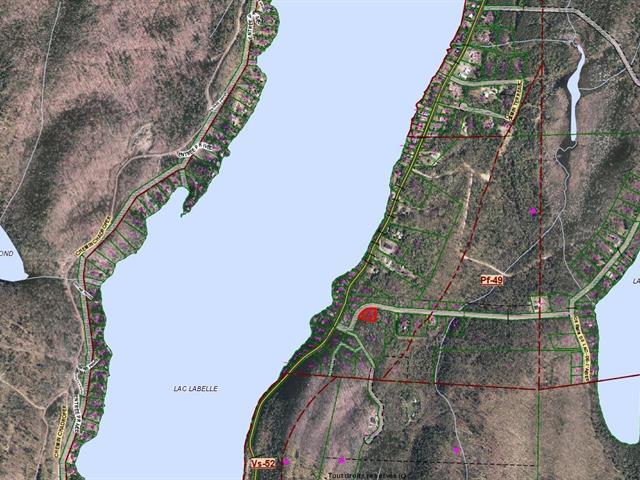 Terrain à vendre à Labelle, Laurentides, Chemin du Lac-de-l'Abies, 27062009 - Centris.ca