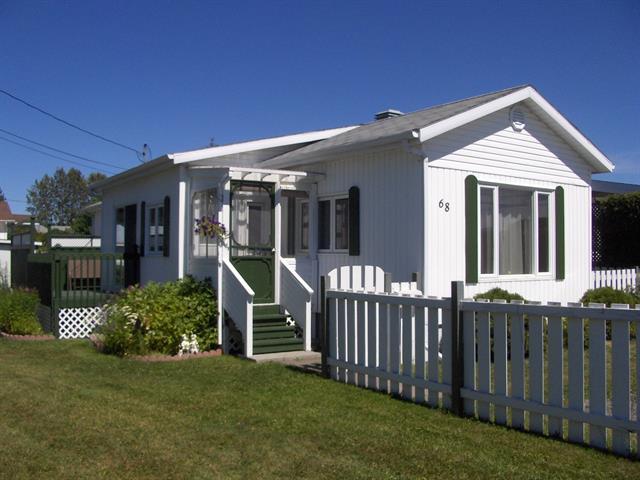 Mobile home for sale in Price, Bas-Saint-Laurent, 68, Rue  Oscar-Fournier, 11282410 - Centris.ca