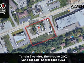 Terrain à vendre à Sherbrooke (Fleurimont), Estrie, Rue  King Est, 11911064 - Centris.ca