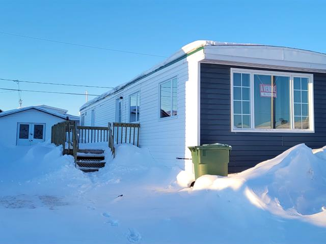 Mobile home for sale in Fermont, Côte-Nord, 50, Rue  Collin, 23177740 - Centris.ca