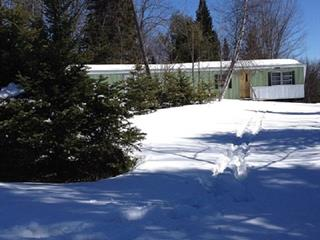 Mobile home for sale in Mille-Isles, Laurentides, 7, Chemin  Benny, 18735494 - Centris.ca