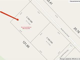 Terrain à vendre à Mont-Saint-Michel, Laurentides, Montée du Lac-Gravel, 9199925 - Centris.ca
