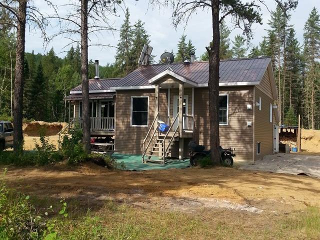 House for sale in Lac-Ashuapmushuan, Saguenay/Lac-Saint-Jean, Rivière Trenche, 22848524 - Centris.ca