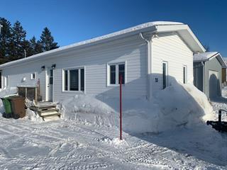 Mobile home for sale in Rimouski, Bas-Saint-Laurent, 25, Avenue du Ravin, 20671168 - Centris.ca