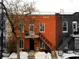 Duplex à vendre à Montréal (Le Sud-Ouest), Montréal (Île), 2819 - 2823, Rue  Springland, 27495033 - Centris.ca
