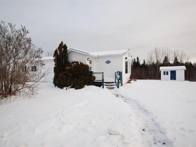 Mobile home for sale in Paspébiac, Gaspésie/Îles-de-la-Madeleine, 84, 3e Avenue Ouest, 24451173 - Centris.ca