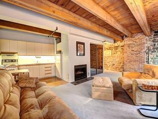 Loft / Studio à louer à Québec (La Cité-Limoilou), Capitale-Nationale, 51, Rue  Saint-Pierre, app. 405, 13963290 - Centris.ca