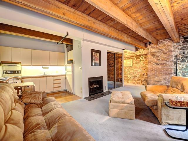 Loft / Studio for rent in Québec (La Cité-Limoilou), Capitale-Nationale, 51, Rue  Saint-Pierre, apt. 405, 13963290 - Centris.ca