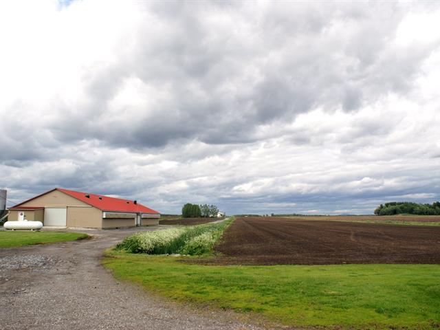 Ferme à vendre à Saint-Alexandre, Montérégie, 2027, Chemin de la Grande-Ligne, 24654905 - Centris.ca