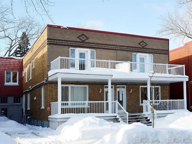 Income properties for sale in Québec (La Cité-Limoilou), Capitale-Nationale, 864 - 866, Avenue du Cardinal-Bégin, 10883830 - Centris.ca