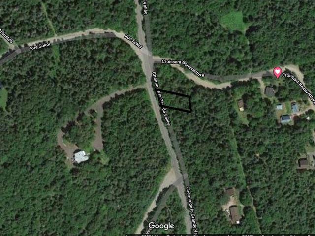 Terrain à vendre à Chertsey, Lanaudière, Chemin de la Grande-Vallée, 11925017 - Centris.ca