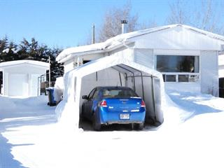 Mobile home for sale in La Sarre, Abitibi-Témiscamingue, 22, Rue  Blais, 10804198 - Centris.ca