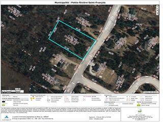 Terrain à vendre à Petite-Rivière-Saint-François, Capitale-Nationale, Chemin du Rigolet, 24466005 - Centris.ca