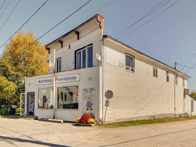 Bâtisse commerciale à vendre à Arundel, Laurentides, 14, Rue du Village, 23718503 - Centris.ca