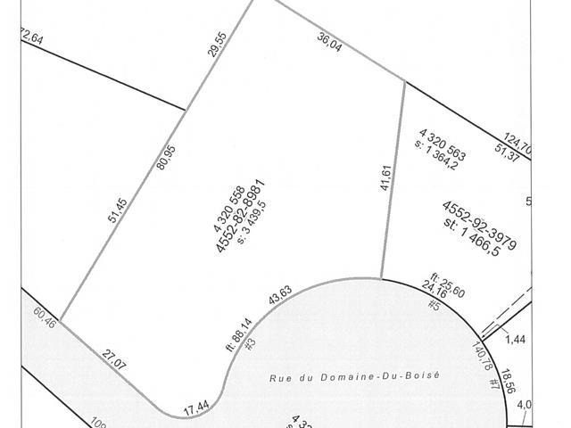 Terrain à vendre à Saint-Pacôme, Bas-Saint-Laurent, Rue  Power, 26516409 - Centris.ca