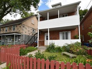 Duplex à vendre à Sainte-Anne-de-Bellevue, Montréal (Île), 9 - 9A, Montée  Sainte-Marie, 20792523 - Centris.ca