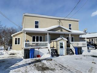Triplex for sale in Saint-Léonard-d'Aston, Centre-du-Québec, 744 - 750, Rue  Lauzière, 21328456 - Centris.ca