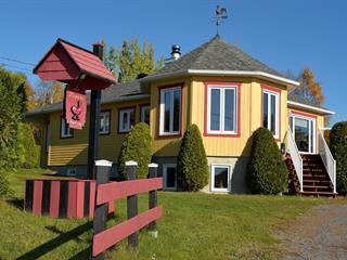 Maison à vendre à Baie-Saint-Paul, Capitale-Nationale, 206, Côte de Pérou, 18957546 - Centris.ca