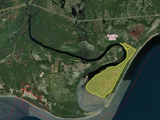 Terrain à vendre à Sept-Îles, Côte-Nord, Route  Jacques-Cartier, 12004467 - Centris.ca