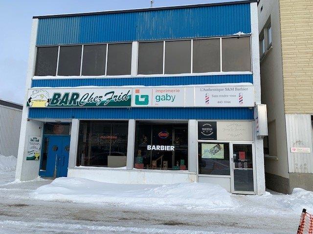 Commercial unit for rent in Amos, Abitibi-Témiscamingue, 273, 1re Avenue Ouest, 19870939 - Centris.ca