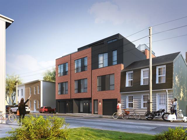 Condominium house for sale in Québec (La Cité-Limoilou), Capitale-Nationale, 631, Rue  Raoul-Jobin, 19467861 - Centris.ca