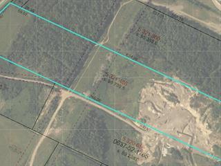 Terrain à vendre à New Richmond, Gaspésie/Îles-de-la-Madeleine, Chemin de Saint-Edgar, 22970637 - Centris.ca