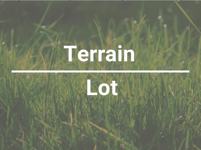 Terrain à vendre à Saint-Stanislas-de-Kostka, Montérégie, Chemin du Canal, 21668553 - Centris.ca