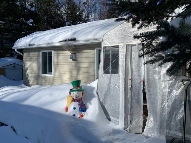 Mobile home for sale in Sainte-Agathe-des-Monts, Laurentides, 182, Avenue du Faucon, 28844462 - Centris.ca
