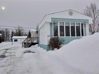 Maison mobile à vendre à Port-Cartier, Côte-Nord, 35, Rue  Boucher, 22198564 - Centris.ca