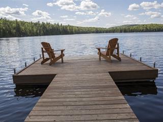 Terrain à vendre à Chertsey, Lanaudière, Lac  Clermoustier, 9163351 - Centris.ca