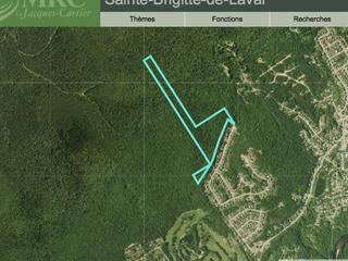 Land for sale in Sainte-Brigitte-de-Laval, Capitale-Nationale, Rang 1, 12618535 - Centris.ca