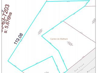 Lot for sale in Waltham, Outaouais, Chemin  Dempsey, 27616633 - Centris.ca