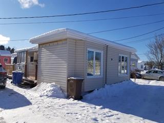 Maison mobile à vendre à Amqui, Bas-Saint-Laurent, 18, Rue  Bellevue, 12984618 - Centris.ca