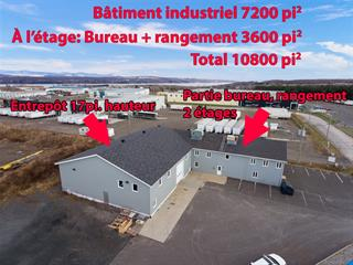 Commercial building for sale in Lévis (Desjardins), Chaudière-Appalaches, 994, Rue des Calfats, 11268521 - Centris.ca