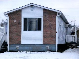Mobile home for sale in La Sarre, Abitibi-Témiscamingue, 10, Avenue  Bourget, 24328342 - Centris.ca