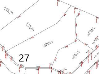 Terrain à vendre à Val-des-Monts, Outaouais, Chemin  Blackburn, 25839000 - Centris.ca