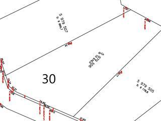 Terrain à vendre à Val-des-Monts, Outaouais, Chemin  Blackburn, 23518782 - Centris.ca