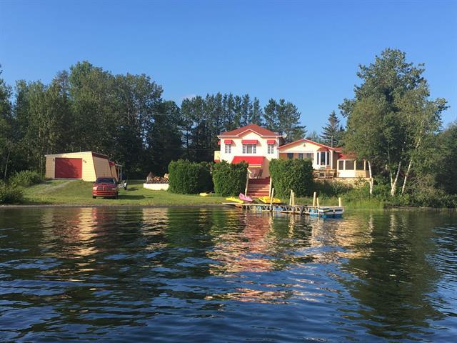 Cottage for sale in Sainte-Paule, Bas-Saint-Laurent, 194, Chemin du Lac-du-Portage Est, 15634963 - Centris.ca