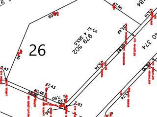 Terrain à vendre à Val-des-Monts, Outaouais, Chemin du Chêne-Rouge, 20525965 - Centris.ca