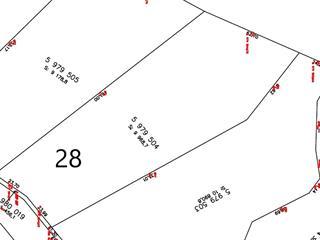 Terrain à vendre à Val-des-Monts, Outaouais, Chemin  Blackburn, 24623567 - Centris.ca