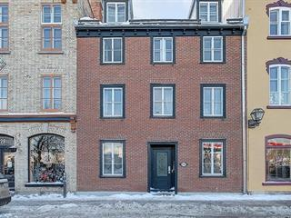 Loft / Studio à vendre à Québec (La Cité-Limoilou), Capitale-Nationale, 227, Rue  Saint-Paul, app. 5, 26969593 - Centris.ca