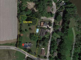 Terrain à vendre à Laval (Saint-François), Laval, 5085Z, boulevard des Mille-Îles, 21400761 - Centris.ca