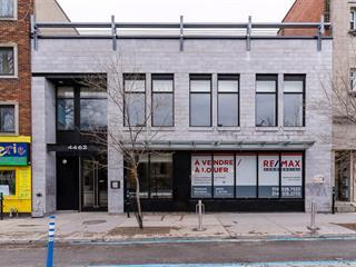 Bâtisse commerciale à vendre à Montréal (Le Plateau-Mont-Royal), Montréal (Île), 4462, Rue  Saint-Denis, 26768104 - Centris.ca